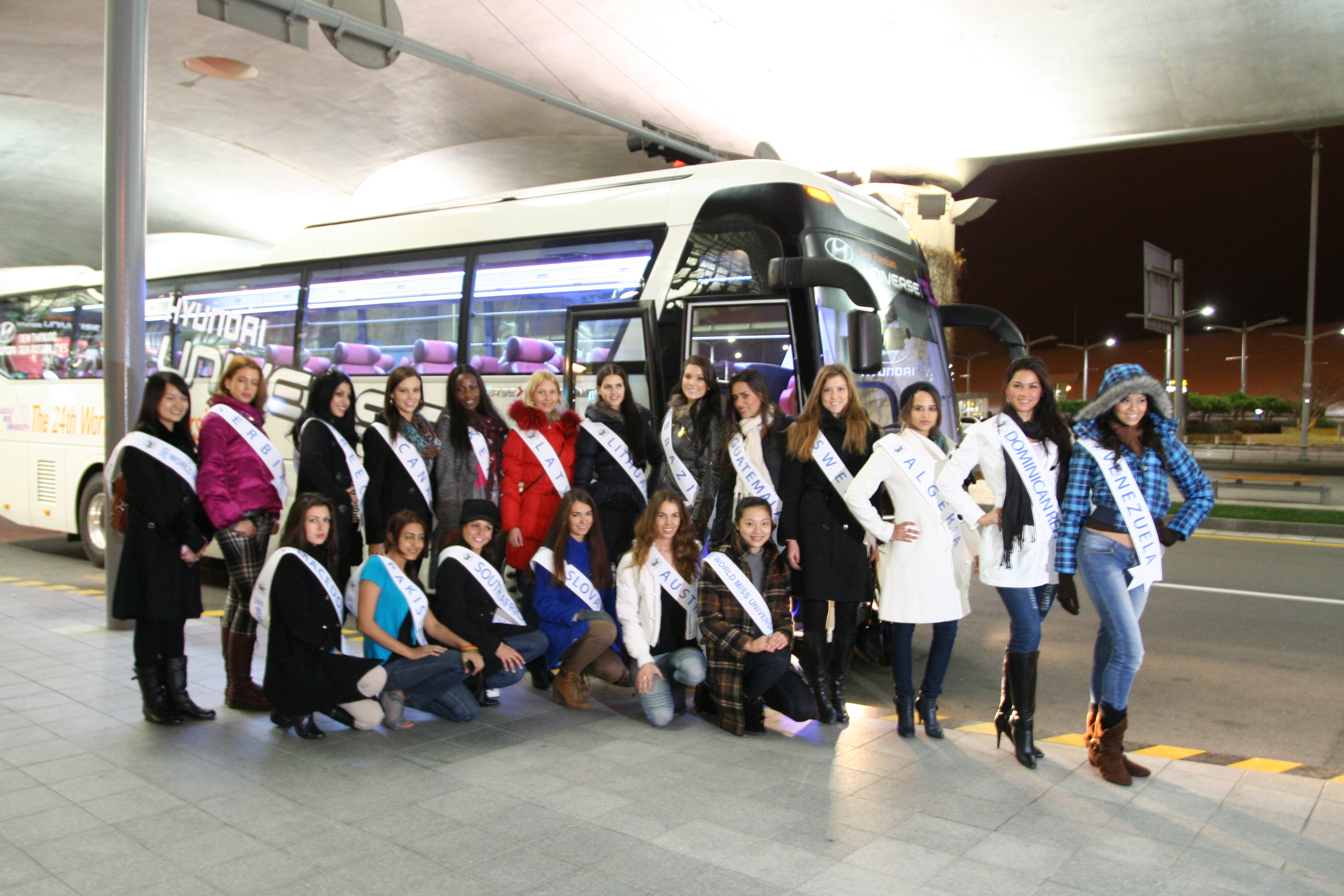 24th World Miss University